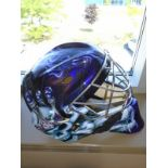 Sport Mask Graphic Goalie Mask