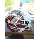 CCM Pro L Graphic Goalie Mask