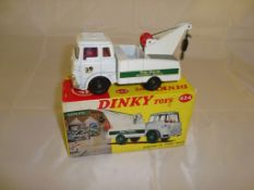 "A boxed Bedford TK Crash Truck ""Top Rank"" number 434. G in G box, no inner packing piece."