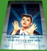 1983 - A Star is Born - French Grande - French re release of the film starring Judy Garland