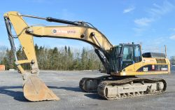 Recycling Equipment including CAT 330 Excavator and 966 Wheeled Loader, Crushers, Screeners & Motor Vehicles