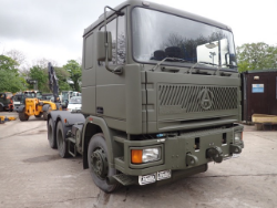 Commercial Vehicles including tractor units, tipper wagons, refuse wagons, vans etc - Tractors - Winches - Woodchipper