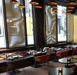 Exclusive Sale Featuring World Famous Celebrity Restaurant & Bar Lounge Inventories - David Collins Seating - Lighting - Catering Equipment