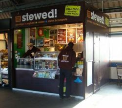 Short Notice Sale: Stewed Food Kiosk - Manufactured by AJC Retail Solutons - Business Opportunity - Includes Appliances, Acessories & More!