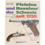 Pistolen und Revolver der Schweiz seit 1720 von Kriss Reinhart / Jürg A.Meier. Zusammenfassung und