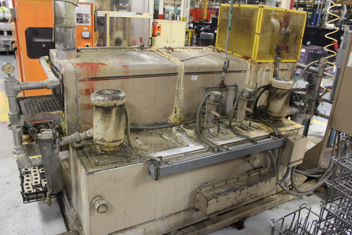 Lot 28 - Rotofinish, Parts Washer