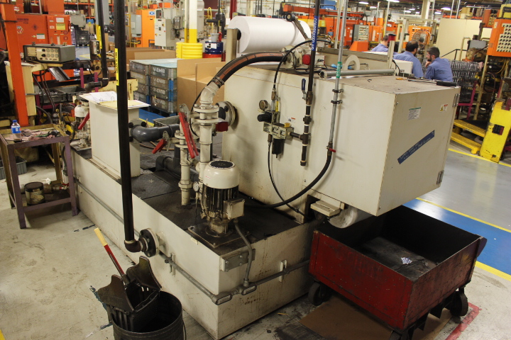 Lot 15 - Oberlin, Model OPF04, Pressure Filter