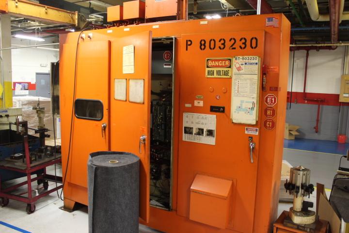 Lot 25 - Excello, Model 745, Production Horizontal Boring Machine