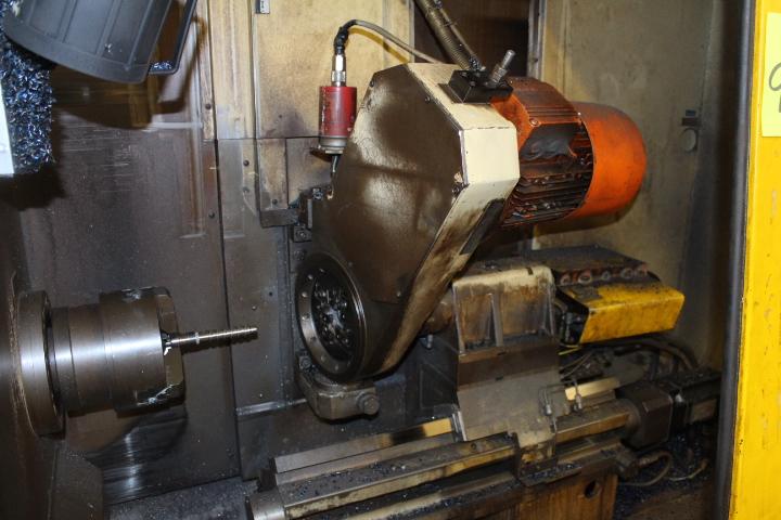 Lot 94 - Leistritz, Model PWM090, CNC Thread Whirling Mill