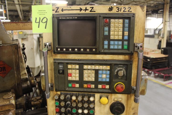 Lot 49 - Drake, Model 6 x 36, CNC OD Thread Grinder
