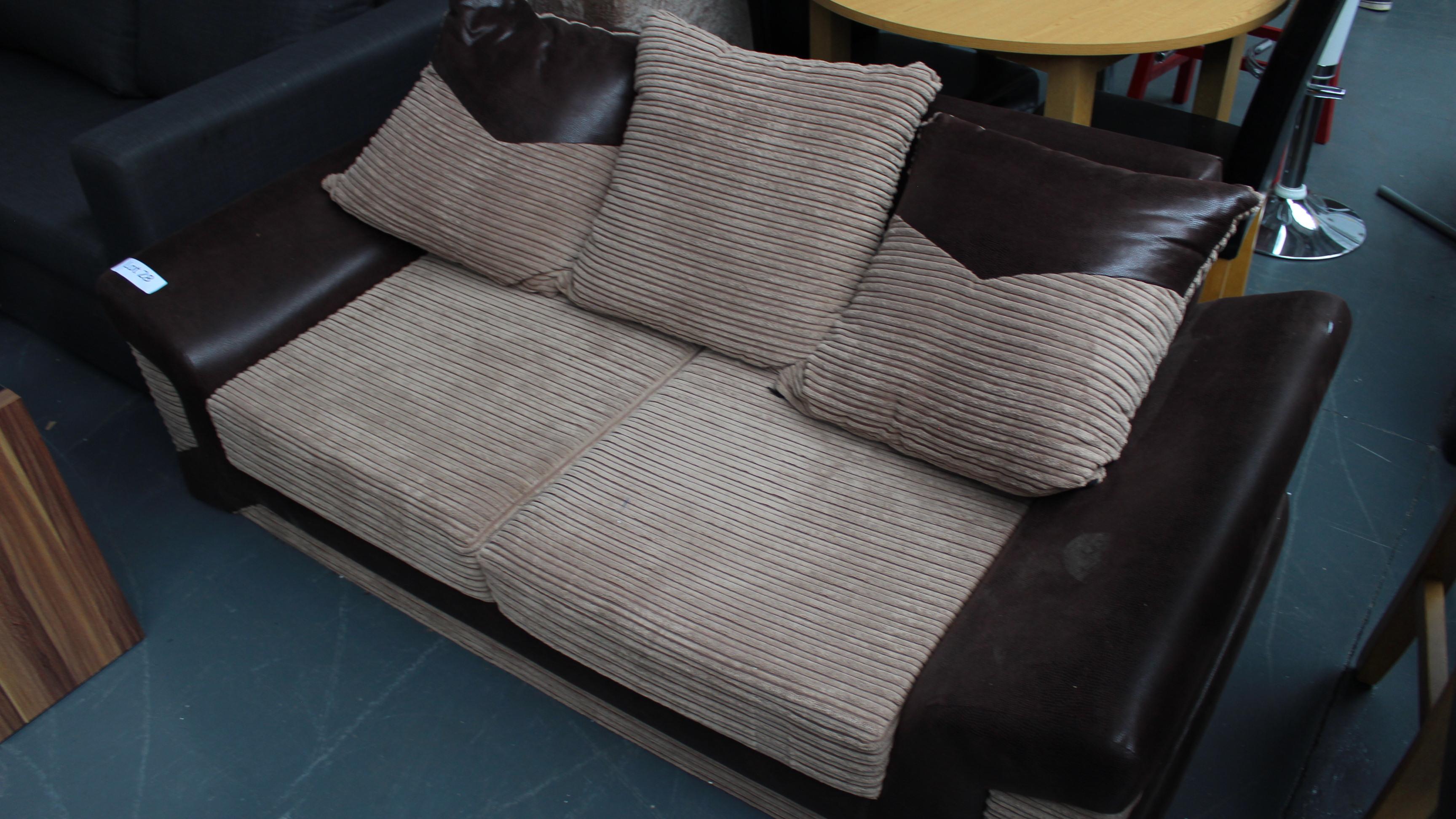 Lot 28 - 2 Seater Corded. Customer Returns