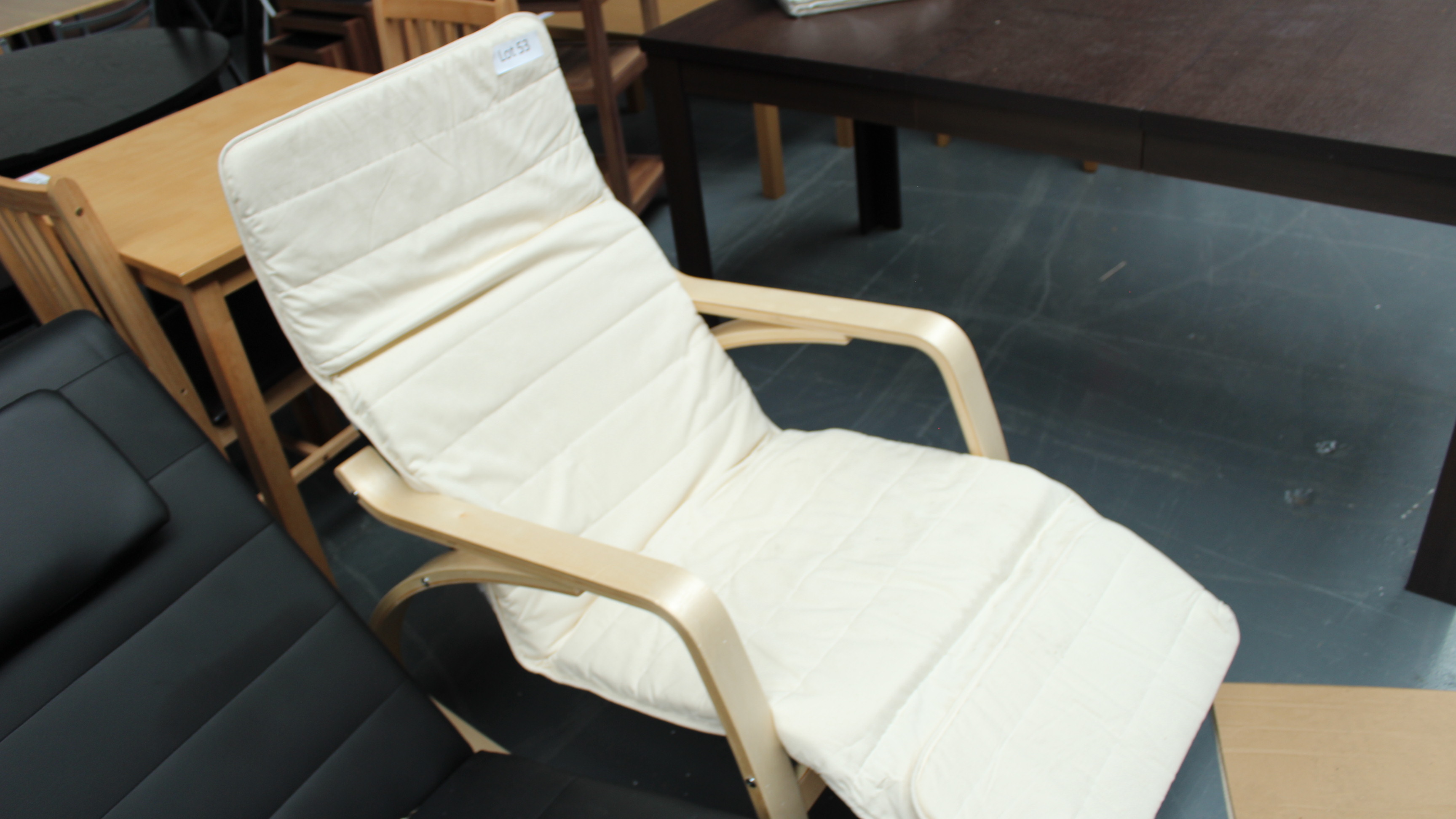 Lot 53 - Rocking Chair. Customer Returns