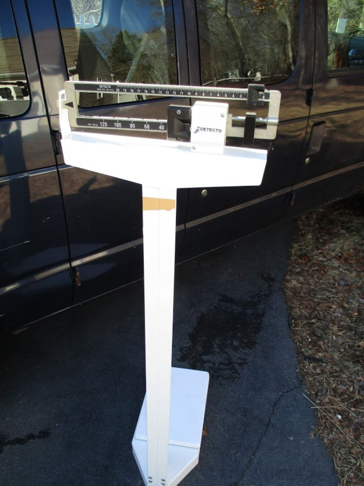 Detecto Precision Medical Scale Capacity 140 KG - Image 3 of 3
