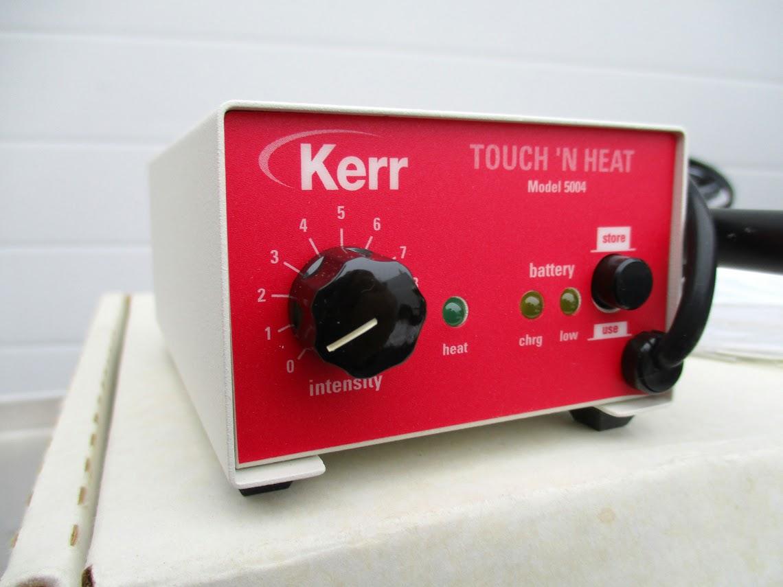 Lot 3 - Kerr Heat Machine