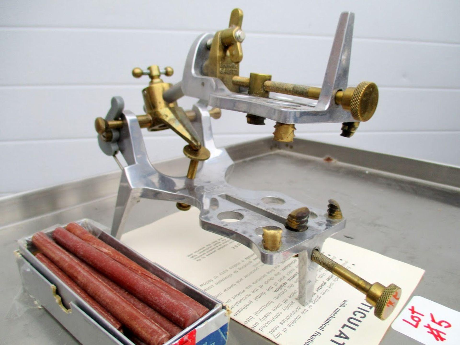 Dental Articulator tracing sticks - Image 2 of 3