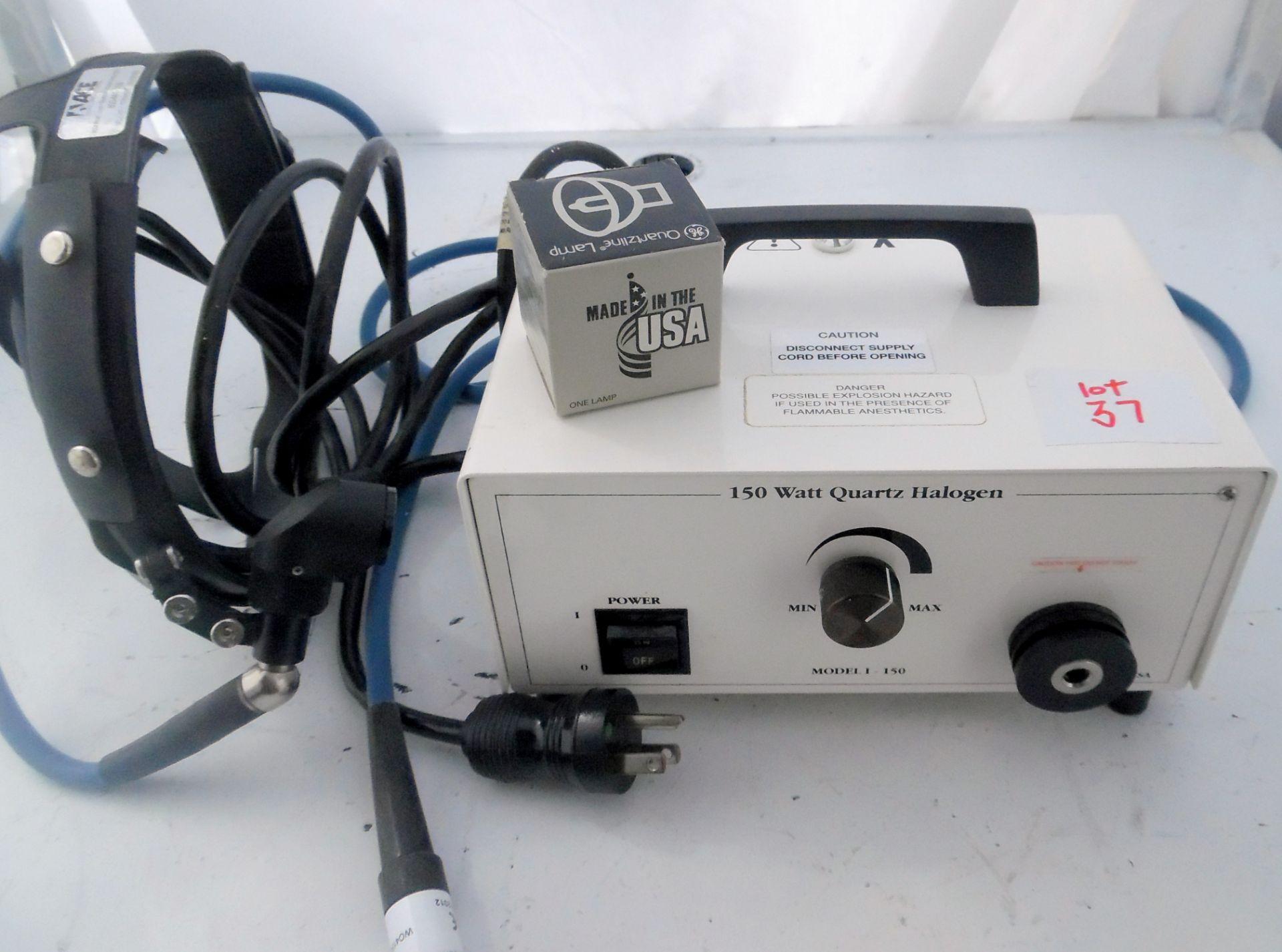 Cuda Model I-150 Light Source 120V 200 Watts - Image 2 of 5