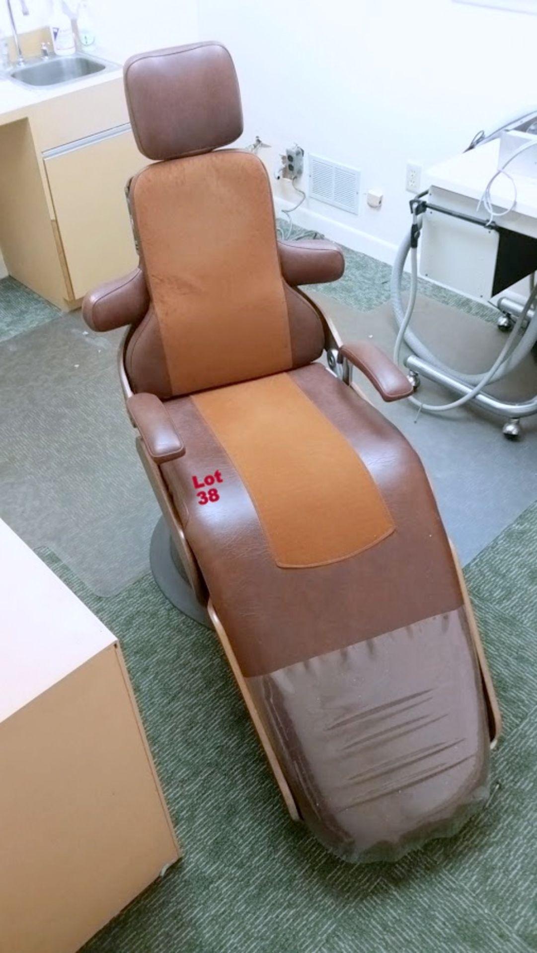 Adjustable Dental Chair