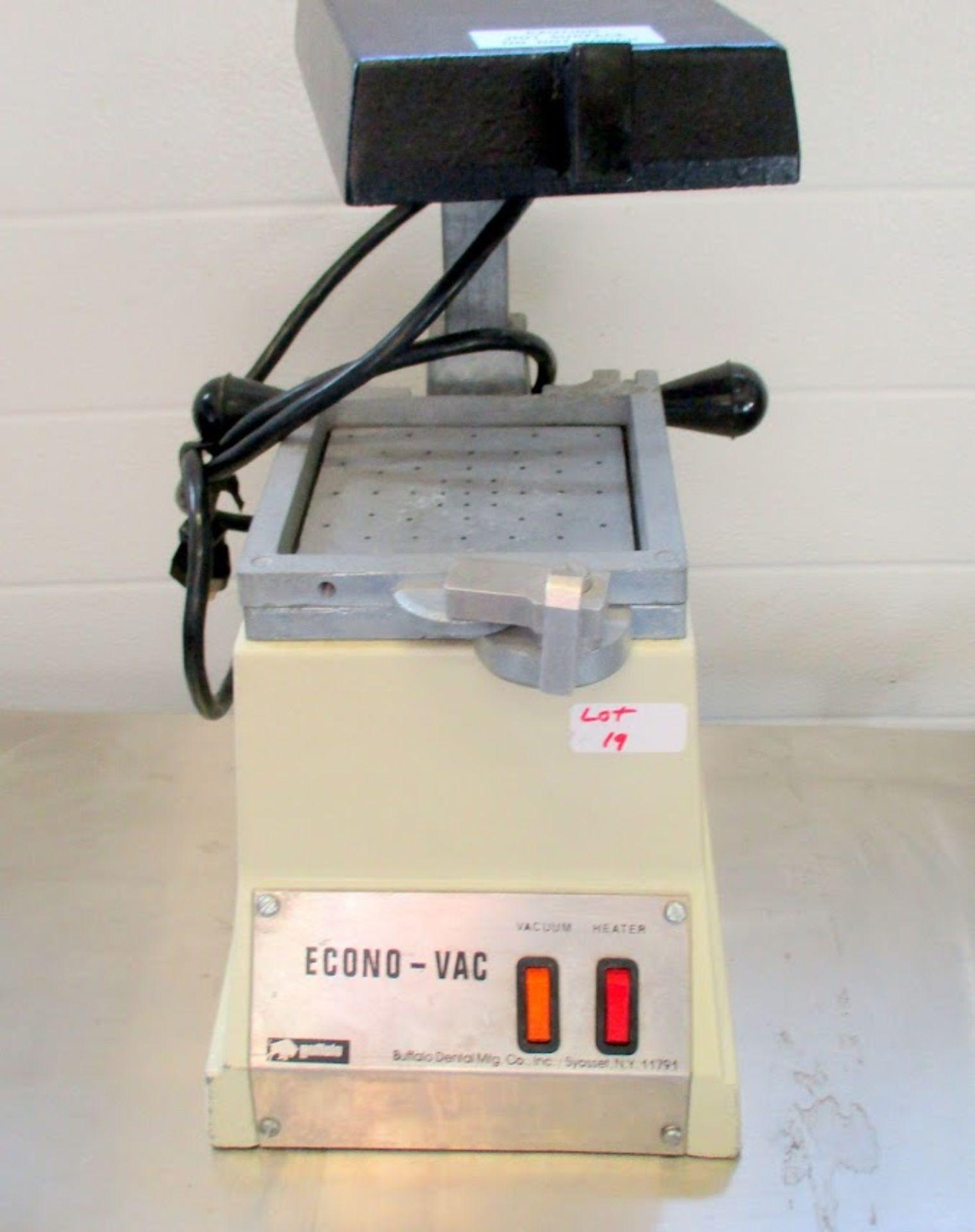 Buffalo Econo-Vac Vacuum former. 115V
