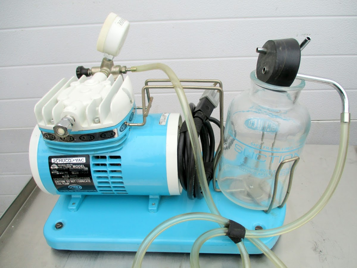 Lot 2 - Vacuum Pump