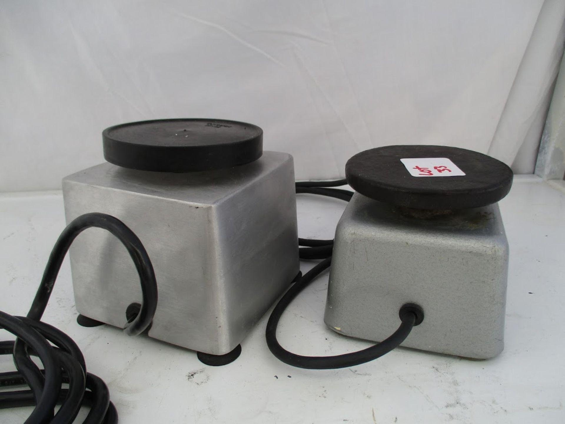 Patterson Dental Vibrator 150W 120V plus Toothmaster Model 6H Plaster Vibrator 31 watts, 115V - Image 2 of 2