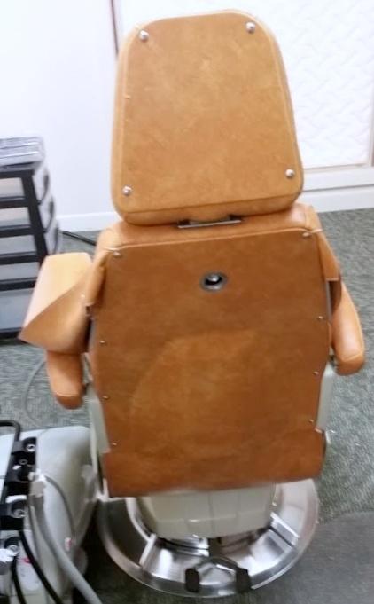 Lot 31 - Belmont Model 019 adjustable Dental Chair