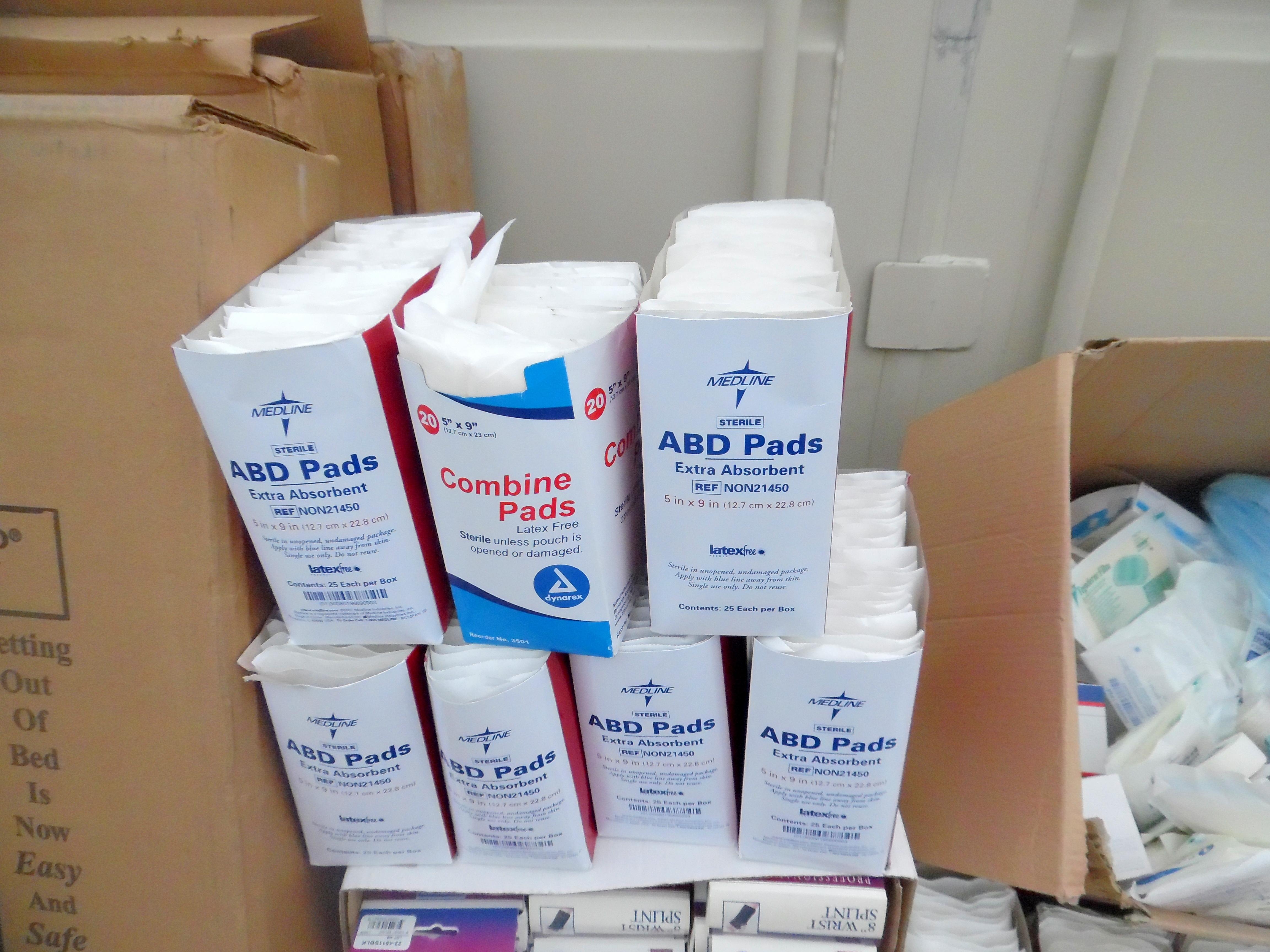 Lot 41 - Medical Supplies
