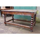 Bradford Cathedral Oak Altar Table*