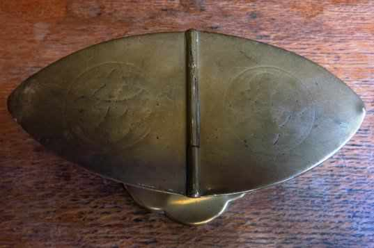 Victorian Brass Incense Boat - Image 7 of 8
