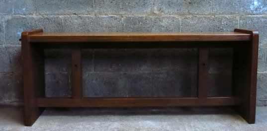 Felbridge High Oak Bench - Image 8 of 8