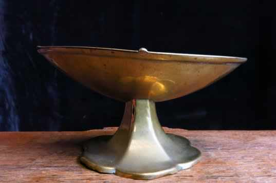 Victorian Brass Incense Boat - Image 6 of 8