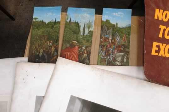 Folio of Religious Prints and Artwork - Image 11 of 14