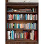 Four Shelves of Religious Books