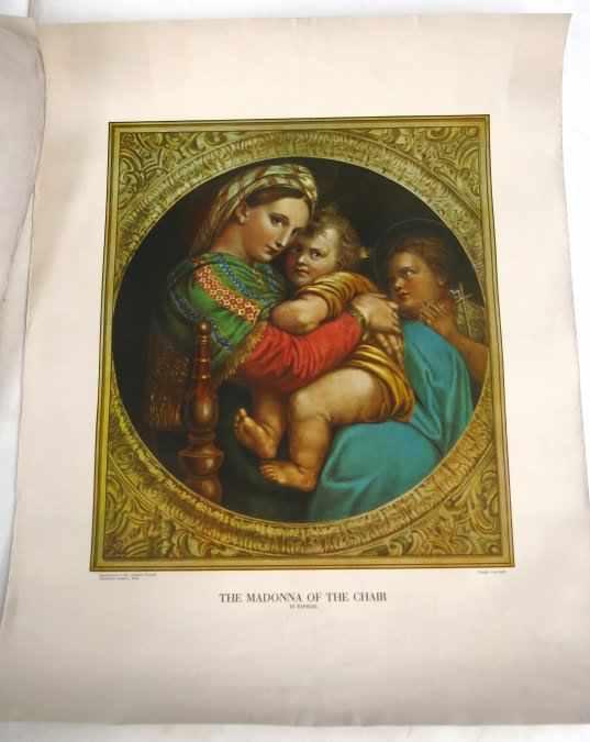 Folio of Religious Prints and Artwork - Image 13 of 14