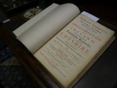 "Sir Peter Leycester, ""Historical Antiquities in Two Books....of Great Brettain (sic) and Ireland..."
