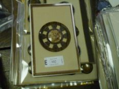 A group of faux tortoiseshell, painted and other buttons c 1920/40