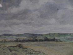 Joseph Kent Richardson R.S.W. (Scottish 1877-1972), East Lothian, signed lower right, watercolour,