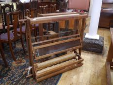 "A""Harris"" loom, 20th century"