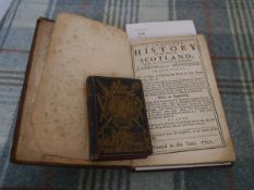 "George Wishart ""A Complete History of the Wars in Scotland under the conduct of the illustrious"