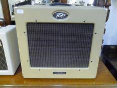 A Peavey Delta Blues 210 Tweed II amplifier