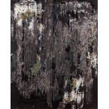 Walter Vopava * (Wien 1948 geb.)  (ohne Titel)  Acryl auf Leinwand 200 x 160 cm 1990 rückseitig