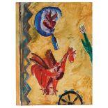 Max Weiler  (Absam 1910 - 2001 Wien)  (ohne Titel)  Eitempera auf Hartfaserplatte 92 x 69 cm 1952