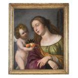CESARE DANDINI, workshop of (Florence 1595 - 1657) SAINT DOROTEA
