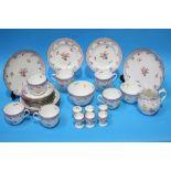 A Spode Copelands china tea set