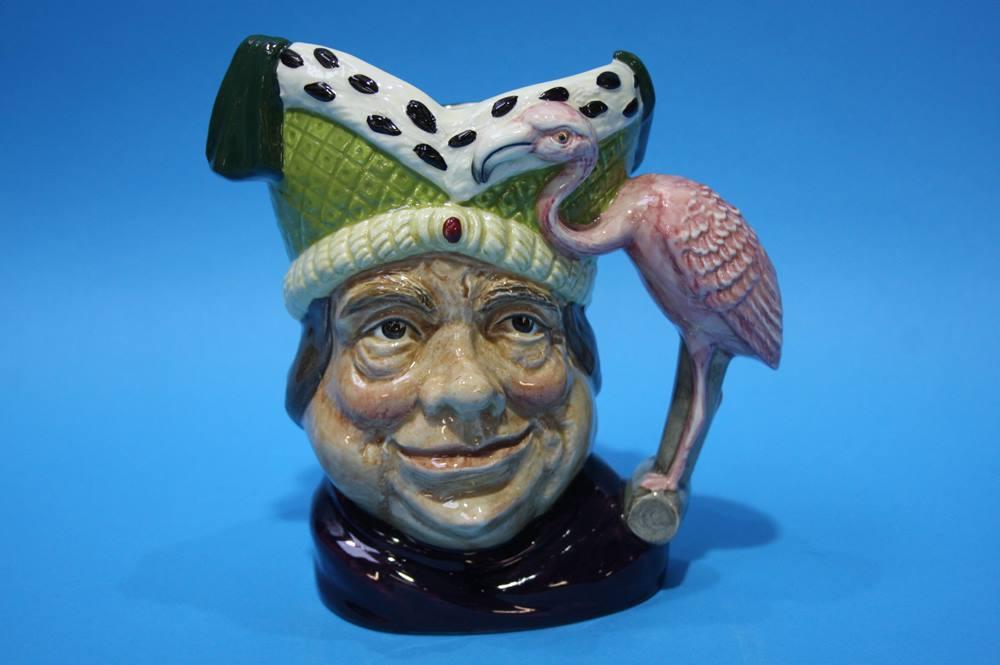 Lot 2 - A Royal Doulton Character jug 'Ugly Duchess' D6599