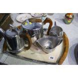 Picquot tea service