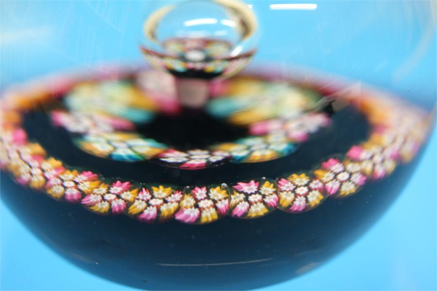 A boxed Caithness 'Myriad' paperweight - Image 2 of 2