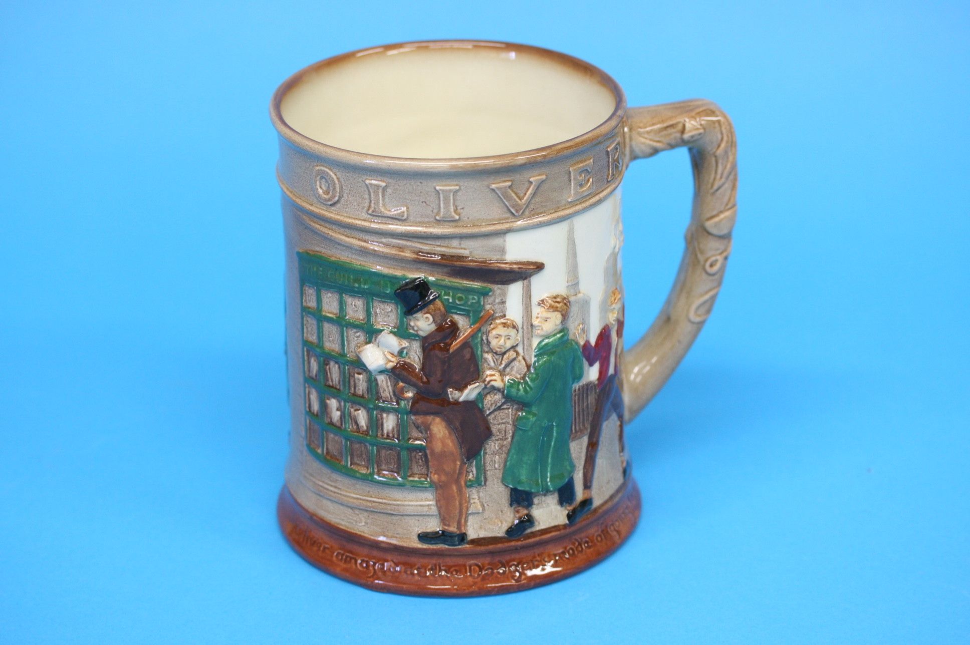 A Royal Doulton 'Oliver Twist' tankard - Image 2 of 3