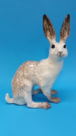 Lot 34 - A Winstanley Hare.