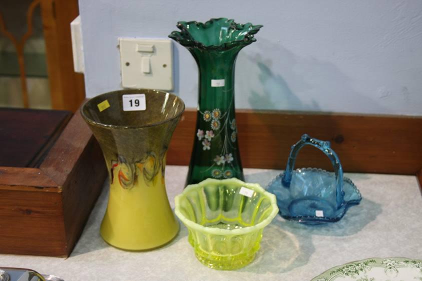 Lot 19 - Quantity of glassware