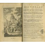 Society of Gentleman: A New and Complete Dictionary of Arts and Sciences; 4 vols. 8vo L. 1763.